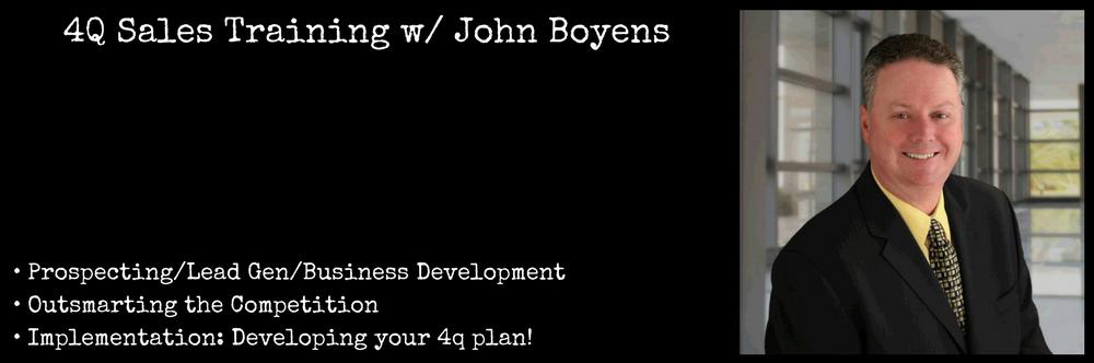 John Boyens July 2017